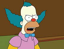 Image: Krusty the Clown Krustofski
